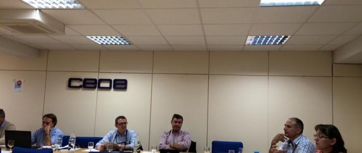 Asamblea general de CEVE en Madrid