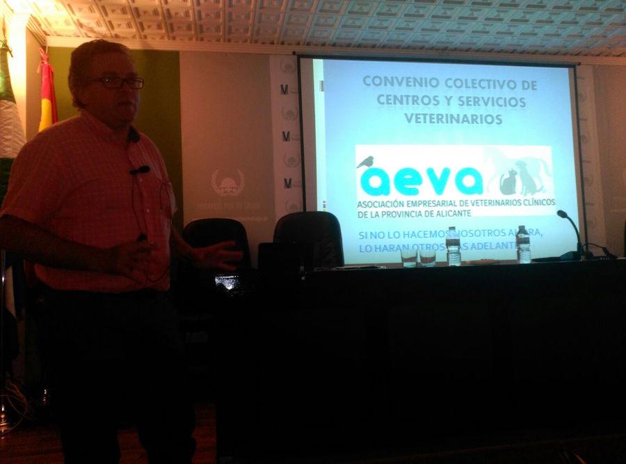 conferencia Situación del Sector Veterinario y Convenio Colectivo 3