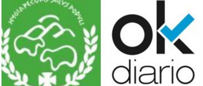 El Consejo General de Veterinarios de España pide rectificación a OK Diario
