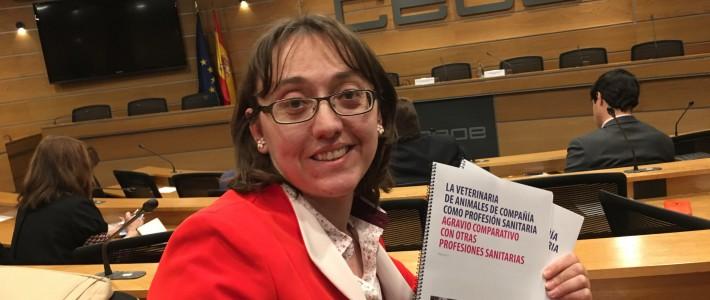 CEVE traslada sus preocupaciones a distintos grupos parlamentarios en CEOE
