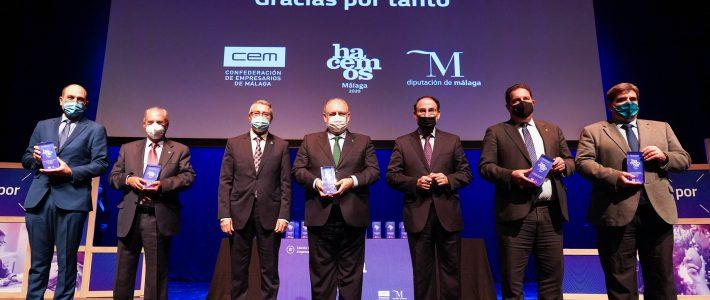 Premios empresariales Hacemos Málaga